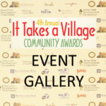 "4th ""It Takes A Village"" Community Awards"