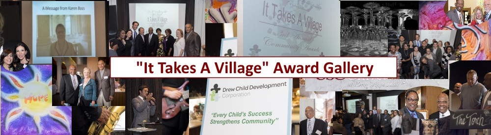 "3rd Annual ""It Takes A Village"" Gallery"